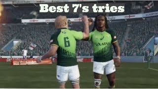 Best Sevens Rugby Tries Rugby Challenge 3