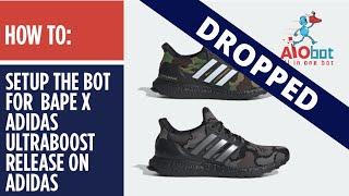 Install sneaker bot