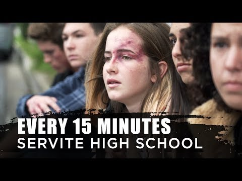 Every 15 Minutes at Servite High School