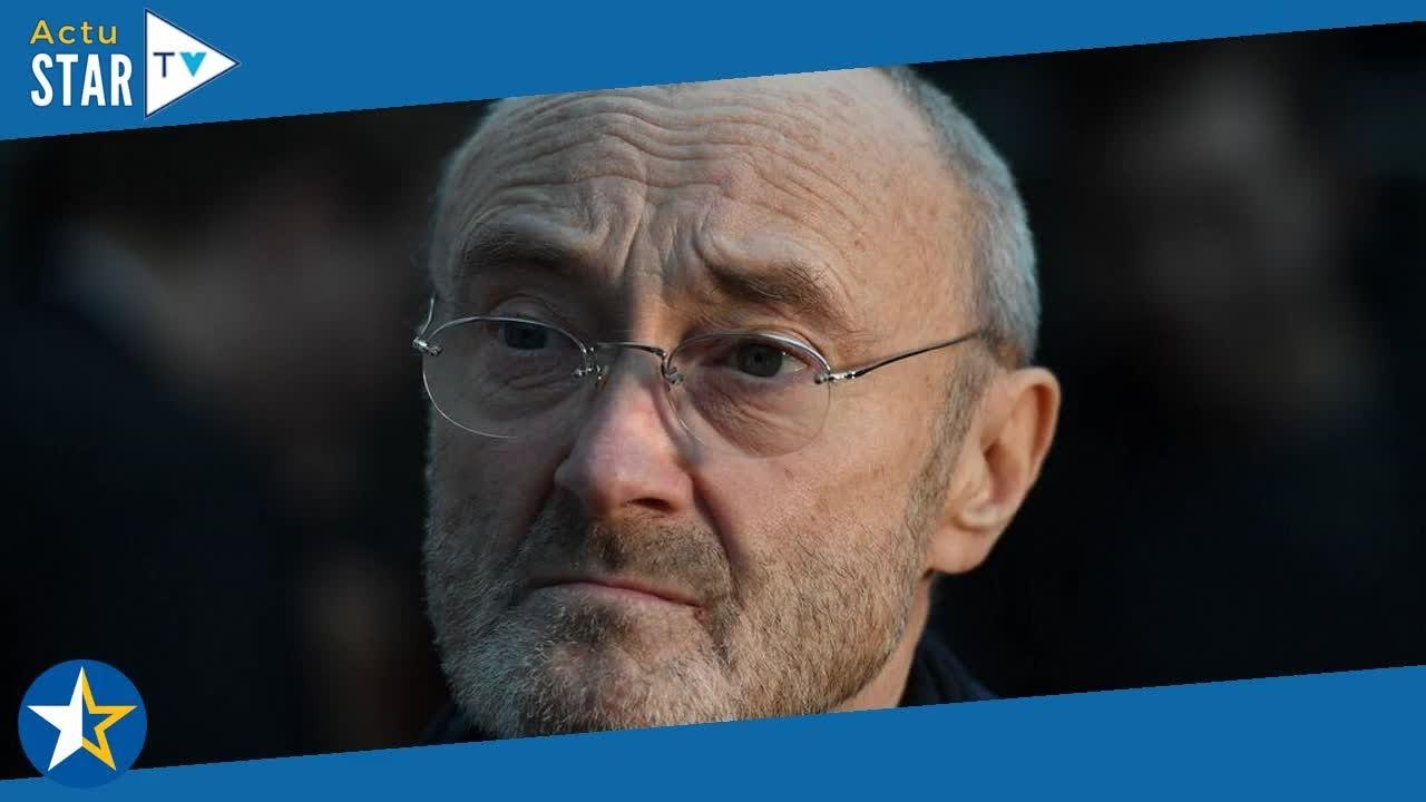 Download Phil Collins méconnaissable dans une vidéo amateur choc où il apparaît considérablement vieilli