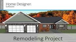 Home Designer 2019 Remodeling Project