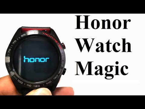 HONOR MAGIC WATCH. IS IT GOOD UNDERWATER? from YouTube · Duration:  4 minutes 12 seconds