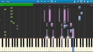 Madonna - Into The Groove Piano Tutorial - How to play - Synthesia Cover
