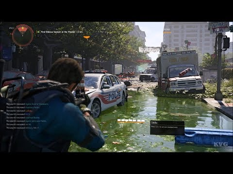 Tom Clancy&39;s The Division 2 Gameplay (PC HD) [1080p60FPS]