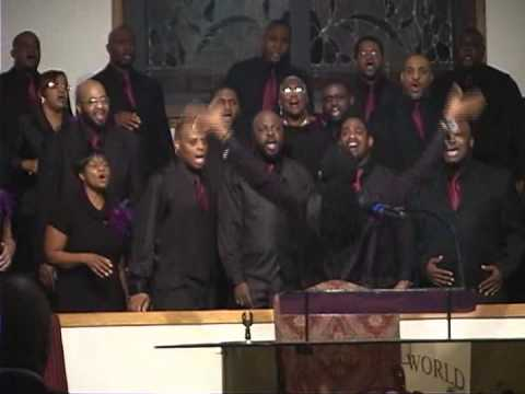 """""""Oh Give Thanks""""  Whitehaven District Choir"""
