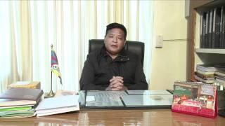 Tibetan: Losar Message from TPIE Speaker Mr. Penpa Tsering