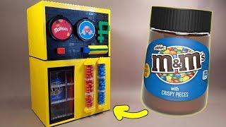 Как сделать M&M's и Maltesers Машину из Лего!