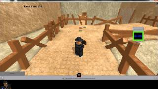 Roblox Evil 5 Gameplay (Part 1) (With Developer's Notes) (1080p HD)