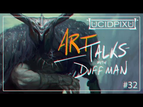 How To Succeed In Art At Record Speeds - Art Talks With Duffman
