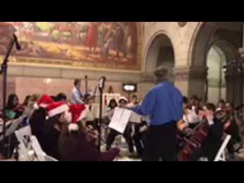 Ingomar Middle School 8th Grade Orchestra