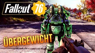 Fallout 76 #011 | Übergewicht | Gameplay German Deutsch thumbnail