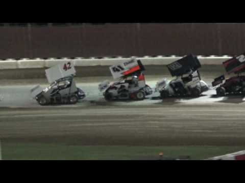 Delta Speedway in Stockton, Ca Main Event 4.15.17