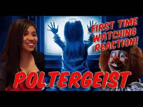 Download First time watching POLTERGEIST (1982) with my girlfriend! Reaction and review