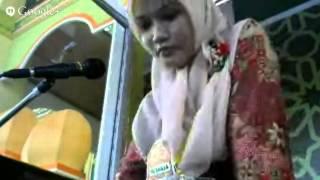 MTQ XXVI TINGKAT KAB GRESIK 2014 CABANG TILAWAH GOLONGAN REMAJA SESI 1