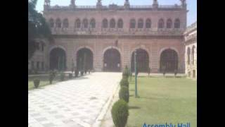 The historic Patiala Fort(Qila Androon or Qila Mubarak) at Patiala, Punjab captured in a camera!