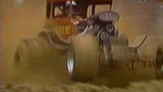 USHRA Mud Bog Racing Pittsburgh Civic Arena 1/2