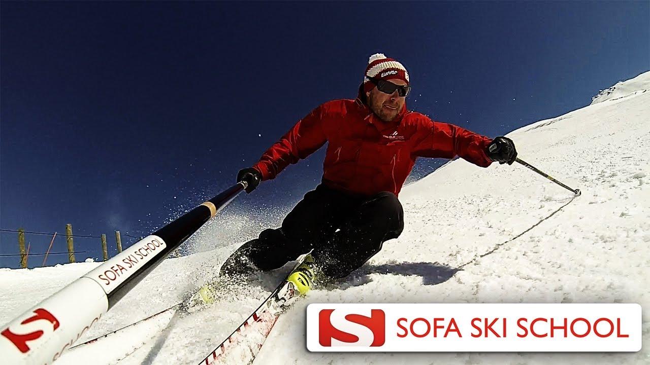 Wonderful Sofa Ski School   From Blue To Powder, Trailer   YouTube