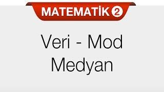 Veri - Mod - Medyan