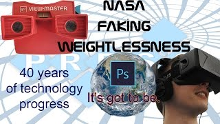 2 ISS Space Station How NASA NOW fakes weightlessness 100 explained in detail  Flat Earth
