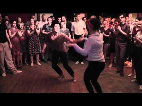 Boogie jam in Herrang 2012 party