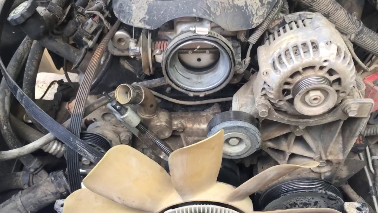 2002 chevy suburban fan clutch