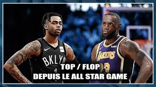 TOP/FLOP DEPUIS LE ALL STAR GAME
