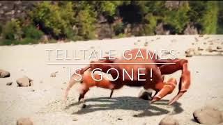 TELLTALE GAMES IS GONE