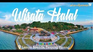 Wisata Halal: Keindahan Kota Tanjung Pinang, Kepulauan Riau - #Sembada VLOG 1