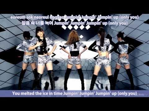 Kara  Jumping HD MV 【eng • romanization • hangul】