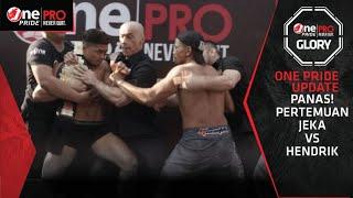 Jeka Saragih VS Hendrik Tarigan Semakin Panas Meski Belum di Oktagon | One Pride
