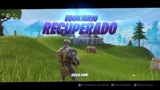 FORTNITE -Thanos reune las gemas the new - Alejandro Jav
