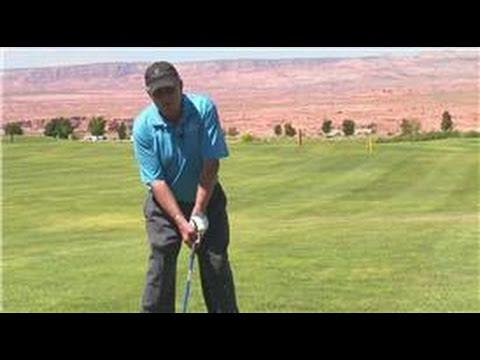 Golfing Tips : The Golf Back Swing
