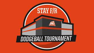 SFSR Dodgeball Motion Graphic