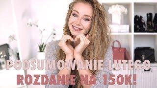 KSIĄŻKI, XIAOMI MIBAND 2 | LUTY 2018 + ROZDANIE NA 150K!