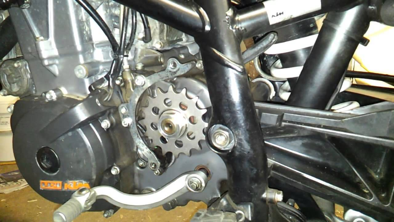Ktm Timing Chain Removal