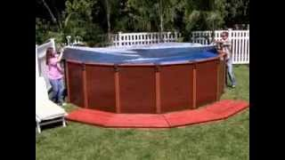 play gardipool quartoo installation wood structure. Black Bedroom Furniture Sets. Home Design Ideas