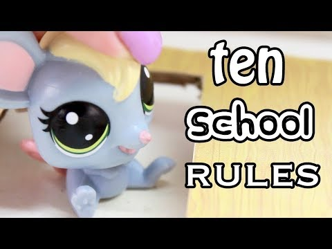 LPS - 10 SCHOOL RULES I HATE!