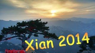 видео Город Сиань (Xian), Китай