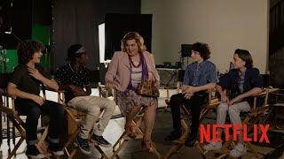 connectYoutube - Paquita Salas visita a los niños de Stranger Things   Netflix