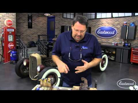 Gas Welding:  How To Gas Weld & Cut Steel, Aluminum & Cast With A Cobra Torch - Eastwood