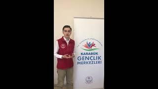 Gsb 2019 Temsilci Genç Başvuru Videosu / Furkan Çulluk - Karabük