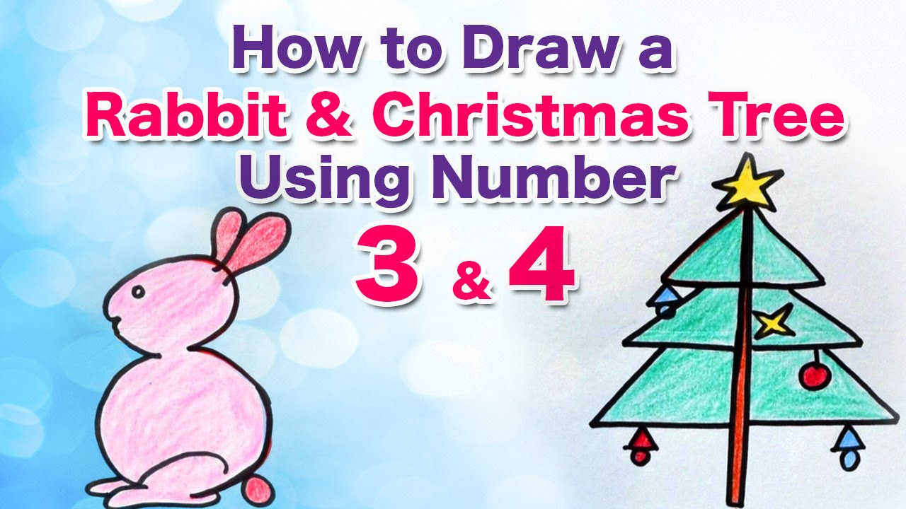 how to create a fun drawings using numbers kids drawing videos drawing tutorials for kids youtube - Fun Drawings For Kids
