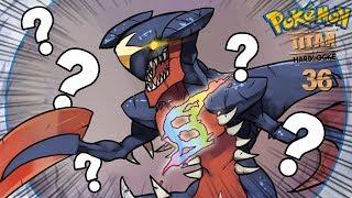 Pokémon Titan Hardlocke Ep.36 - INCREÍBLE EL POKÉMON QUE APARECE