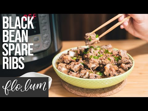 Chinese Spare Ribs With Black Bean Sauce | Childhood Favourites