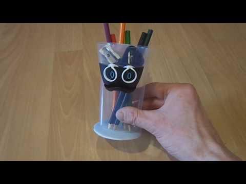 Мк своими руками карандашница