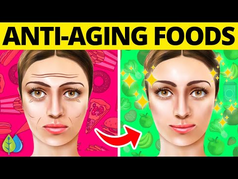Top 10 Anti-aging Foods to Eat as Much as Possible