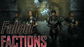 Fallout factions: Talon Company