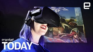 Oculus has a $200 wireless VR headset in the works | Engadget Today