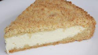 Королевская ватрушка. Очень вкусный пирог с творожной начинкой.(Королевская ватрушка или царский пирог- это очень вкусный пирог с творожной начинкой,готовится быстро,а..., 2016-05-28T13:17:13.000Z)