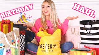 What I got for my 11th Birthday! | BIRTHDAY HAUL | Coco Quinn